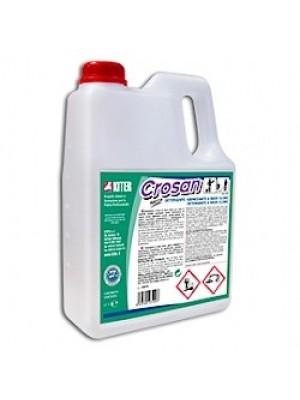 Kiter Crosan Detergente igienizzante a base di cloro attivo Tanica 3 LT