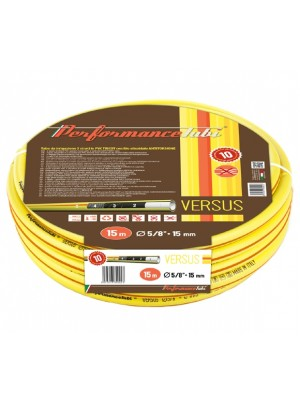"Tubo irrigazione ""Versus"" antitorsione da 5/8"" (15 mm) lunghezza 25 m"