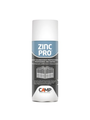 Camp ZINC PRO® Zinco galvanizzante spray Aerosol 400 ml